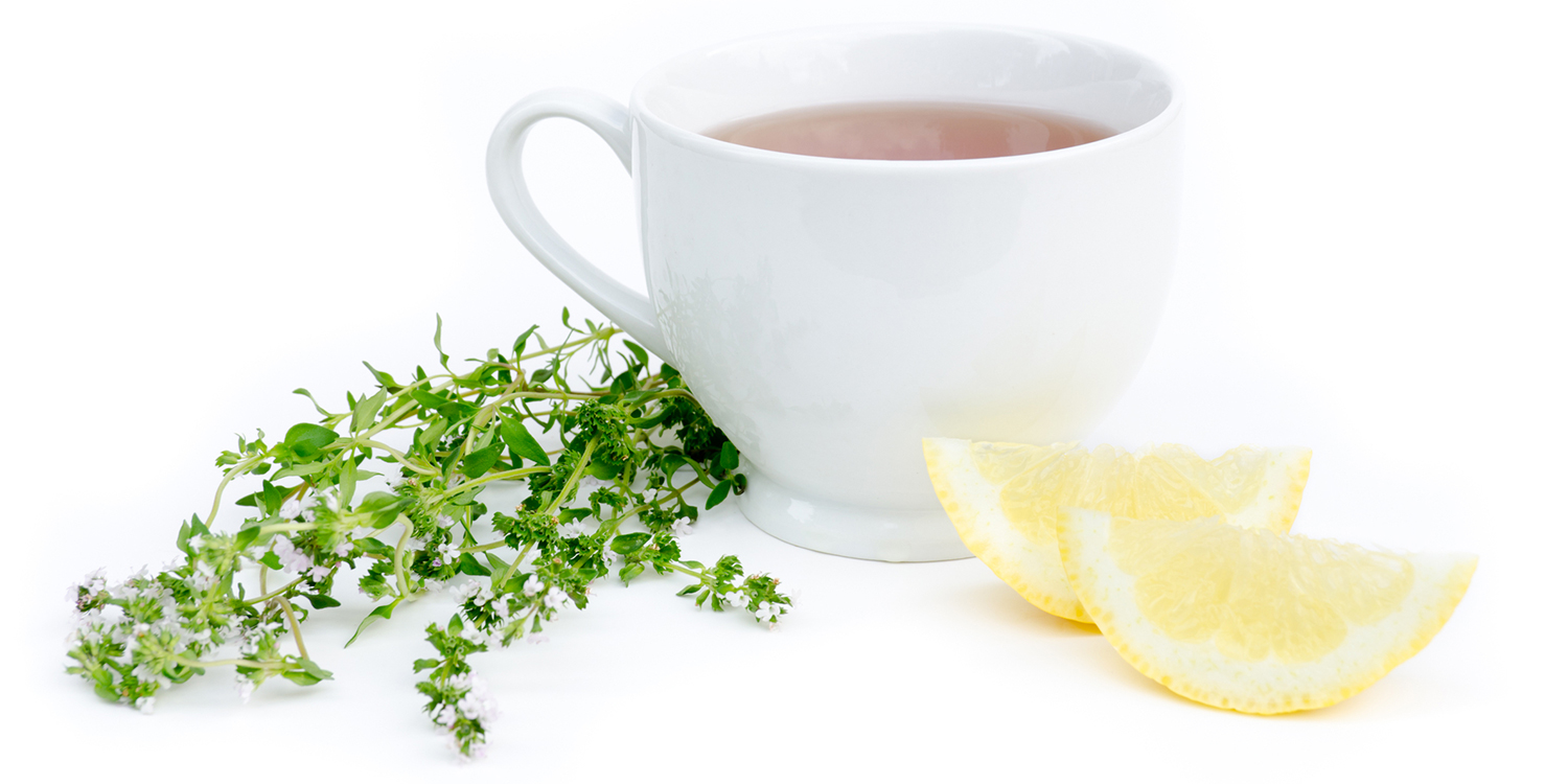 An cleansing herbal tea to detox your body